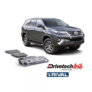 Toyota Fortuner 08:15 body armour